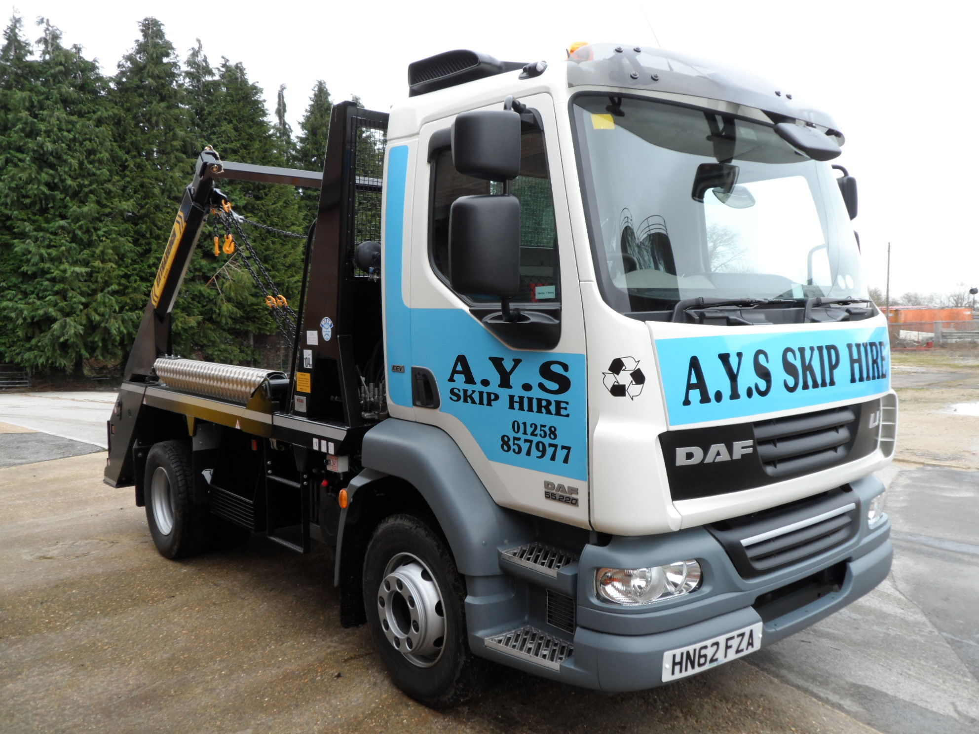 Our Cheap Skip Hire Services Dorset