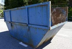 Rent a Skip in Poole
