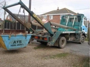 Skip Hire in Blandford Forum