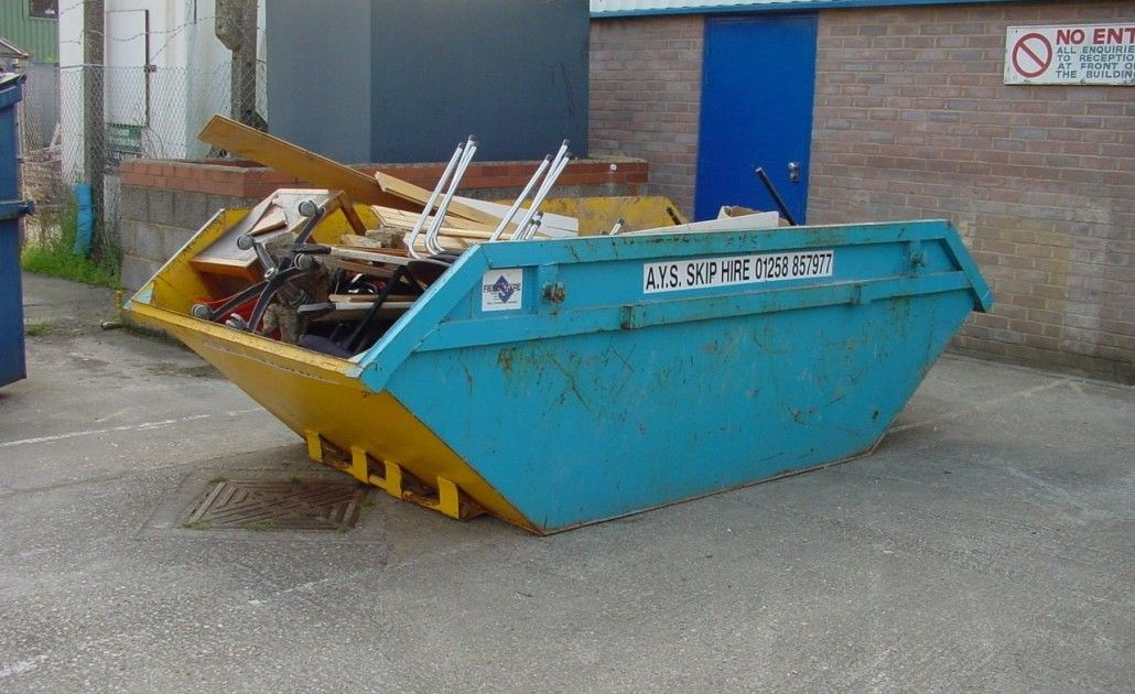 Skip Hire Wallisdown