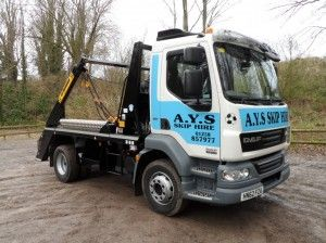 AYS Skip Hire Hazardous Waste Removal in Dorset