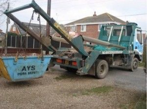 AYS Skip Hire Waste Removal in Wimborne