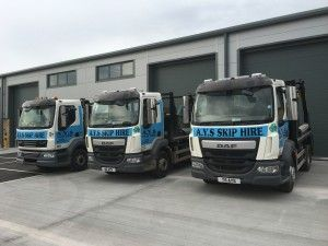 AYS Skip Hire waste removal poole