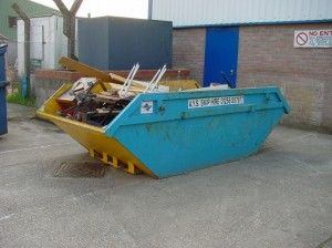 AYS Skip Hire waste removal bournemouth