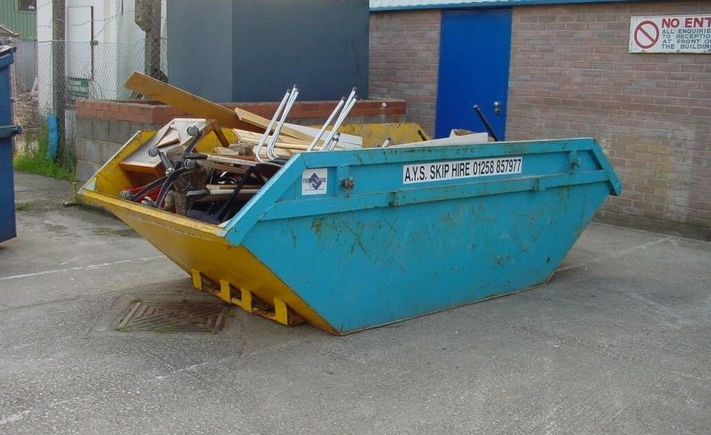 One of our available skips.